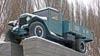 Памятник шоферам, погибшим в годы Великой Отечественной Войны